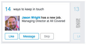 LinkedIn Automated Prompt