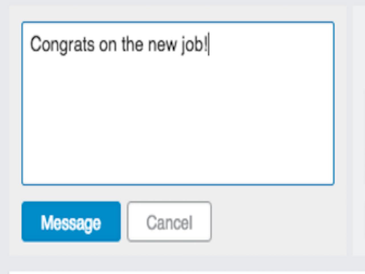 LinkedIn Automated Response